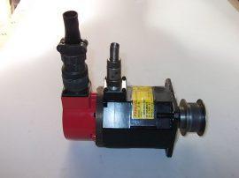 Szervomotor AC Servo + Encoder FANUC LTD. A06B-0521-B041 2-0