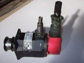 Szervomotor AC Servo + Encoder FANUC LTD. A06B-0521-B541 #8008