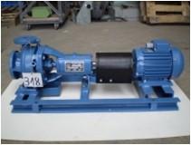 Centrifugál szivattyú, 0,55kW, 3,15 m3/h, 5m, 380V, Digép AMIN 40-25-125