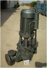 Ammónia centrifugál keringető szivattyú, 4kW, 8m3/h, 45m, 380/220V, EVIG/Fémmechanika FI-FO-322-AN-14