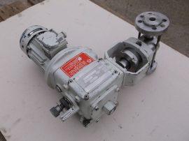 Adagoló pumpa, rozsdamentes, 5kg/cm2, 1- 40x25, 161,4 l/h, 0,37kw, Officine Meccaniche Gallaratesi