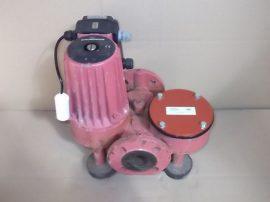 Fűtési keringető szivattyú ikerházas, 250-280W, 1~ 230V 50Hz, DN40 PN6/10, Grundfos UPSD40-60F Model A (1db)
