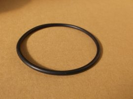 O-gyűrű, gumi tömítő gyűrű, NBR, fekete, 68x4mm, (68x76x4 mm)