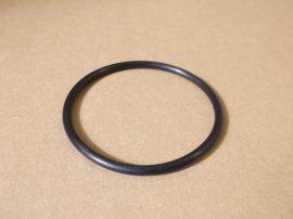 O-gyűrű, gumi tömítő gyűrű, FPM Viton, fekete, 56.74x3.53 mm