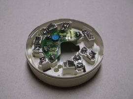 Füstérzékelő szenzor aljzat, 90mm, Esser Honeywell O-1361 -hez, 734279A, 1065569101