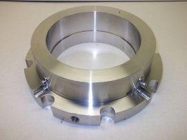 Elfab hasadótárcsa befogó, OPR150, 55925/2, 150 mm-es tárcsákhoz, Rupture Disc Holder