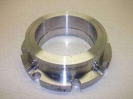 Elfab hasadótárcsa befogó, OPR150SS, 55489/2, 150 mm-es tárcsákhoz, Rupture Disc Holder