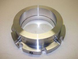 Elfab hasadótárcsa befogó, OPR150SS, 57714/1, 150 mm-es tárcsákhoz, Rupture Disc Holder