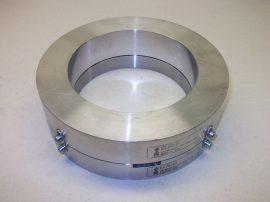 Elfab hasadótárcsa befogó, HC150, YFZU, 150 mm-es tárcsákhoz, Rupture Disc Holder