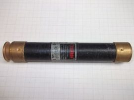 Biztosíték 20,7x127 mm, 2,5A 600VAC, Bussmann Fusetron FRS-R-2 1/2