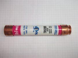 Biztosíték 20,7x127 mm, indikátoros, 20A 600VAC, Ferraz Shawmut Tri-onic TRS20R