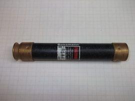 Biztosíték 20,7x127 mm, 6A 600VAC, Bussmann Fusetron FRS-R-6
