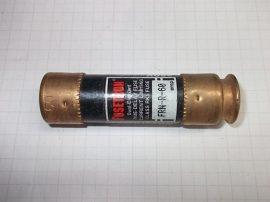 Biztosíték 20,7x76,6 mm, 60A 250VAC, Bussmann Fusetron FRN-R-60