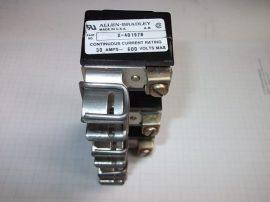 Biztosíték aljzat 3 pólusú, 30A 600VAC, Allen-Bradley X-401978