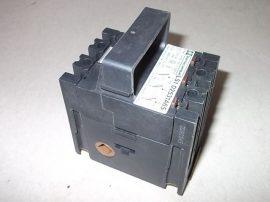 Biztosíték foglalat 3 pólusos, 25A 660VAC, Telemecanique LS1-D2531A65
