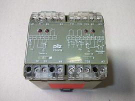 Biztonsági relé (kétkezes) Pilz P2HZ6 2S/1Ö