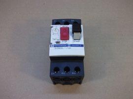 Hőkioldó, motorvédő kapcsoló 1,0-1,6A Telemecanique GV2ME06