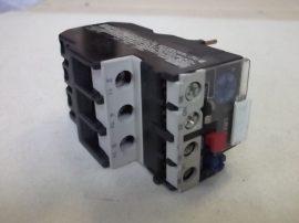 Hőkioldó, motorvédő kapcsoló 0,63-1,0A Telemecanique LR2 D1305