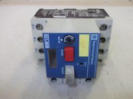 Hőkioldó, motorvédő kapcsoló 2,5-4,0A Telemecanique GV1-M08, GV1-A01