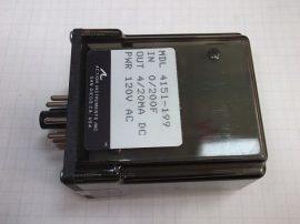 Relé 120VAC 0/200F 4/20mA MDL 4151-199 Action pak