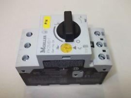 Hőkioldó, motorvédő kapcsoló 0,63-1,0A Moeller PKZM0-1, használt