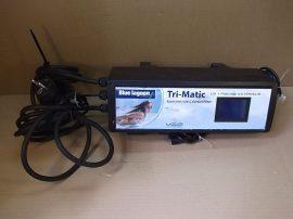 Automata UV-C szűrő vezérlőegység, átöblítő funkcióval, Blue Lagoon Tri-Matic 4050006, Automatic UV-C screen filter controller