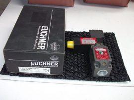 Biztonsági mágneskapcsoló 24VDC tekercs, 2xNC, Euchner NZ1VZ-538E3VSM04L060