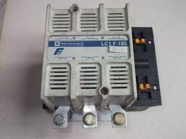 Mágneskapcsoló 230VAC, 3 pólusú, 600VAC 185A, 90kW, Telemecanique LC1F185