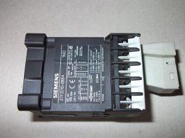 Mágneskapcsoló szupresszor diódával 24VDC, 3+1 pólusú, 10A, 4kW, Siemens 3TF2010-0BB4