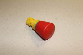 Mágneskapcsoló RC modullal 230VAC,4 pólusú (2 záró 2 nyitó), 10A, 1,1kW, Siemens 3TH2022-0AL2