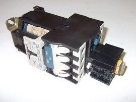 Mágneskapcsoló segédérintkezővel, diódával, 24VDC, 3 pólusú 40A + segédérintkezők, 11kW, Telemecanique LP1 D2510-BD