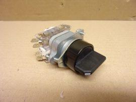 Mágneskapcsoló 24VDC, 3 pólusú (3 záró) 10A, 4kW, Siemens 3TF2010-0AF0
