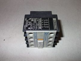 Segédérintkező mágneskapcsolóhoz Telemecanique LA1DN04 4 pólusú (4 nyitó) 10A
