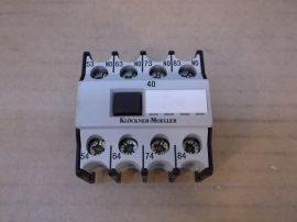 Segédérintkező mágneskapcsolóhoz Klöckner Moeller 40 DIL