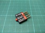 Eaton Moeller E01 Contact Block, Kapcsolóbetét, 1NC, 250VAC 4A, RMQ16 modulokhoz