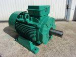 3 fázisú talpas aszinkronmotor, 30kW 1454 rpm villanymotor, Leroy Somer LS200LT-T, 400V 50Hz