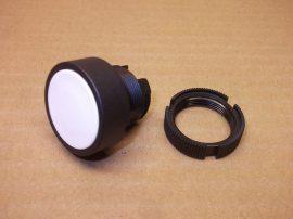 Nyomógomb fej modul, Telemecanique ZA2BA1, 059104, fehér,  22 mm-es rendszerekhez, xyz