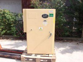 Elektromos elosztó szekrény légkondival (115VAC), 95x152x33 cm