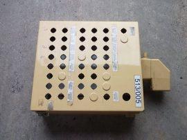 Elektromos vezérlődoboz, fém forgózsámolyos