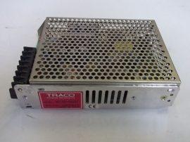 Tápegység, Power Supply 5VDC 5A TRACO SXi50-0522T impulzus üzemű