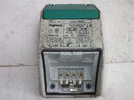 Transzformátor, 1~, be:230/400VAC, ki:24V 3,2A/48V 1,6A Legrand 42720 63VA biztonsági