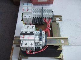Transzformátor + Biztosítékok 1~ 230/400VAC 2x115VAC Legrand 42638 1600VA, ABT7PDU160G