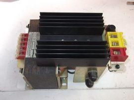 Transzformátor, tápegység 1 fázisú, be:220/380VAC, ki:24VDC 20A, LEGRAND 42983