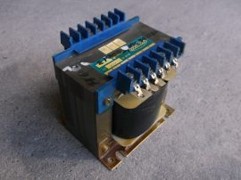Transzformátor, 1~, be:220/380/440/460/480VAC, ki:18/20VAC, 300VA, BBR