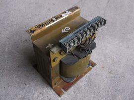 Transzformátor, 1~, be:220/380/440VAC, ki:24/115/120/135VAC, 750VA, Tropicalizatti MA