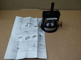 Álmennyezetbe építhető halogén lámpatest, 85mm átmérő, 12VDC 50W, Sylvania Concord Lumiance Myriad 50 40 Deg Body 2160310 MK30