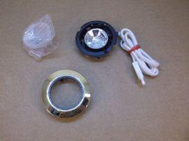 Álmennyezetbe építhető halogén lámpatest, 66,5mm átmérő, 12VDC 20W, Lumiance Concord Claude Sylvania Instar 60 Halogen 20 Deco, 3022870